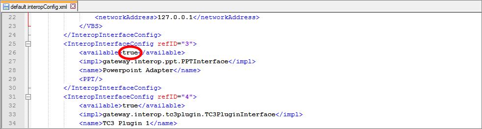 Configuration Settings 2018-1 - GIFT - GIFT Portal